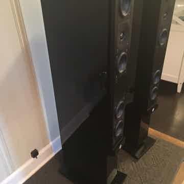 System Audio Ranger Master piano gloss black