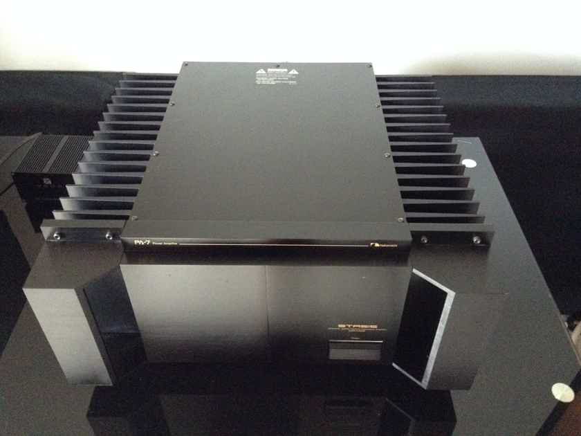 Nakamichi Stasis PA-7 Power Amplifier