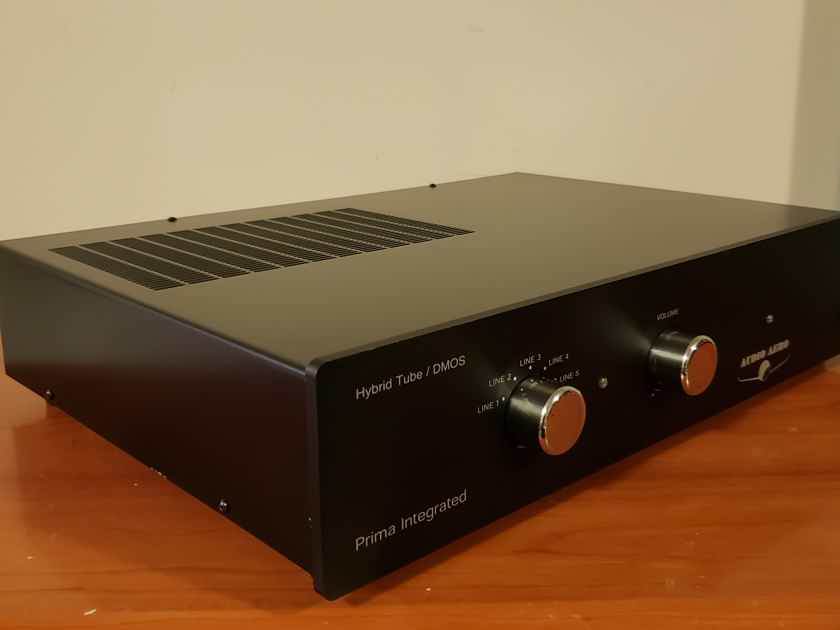 Audio Aero Prima MKII Hybrid Integrated Amplifier. Price Drop.