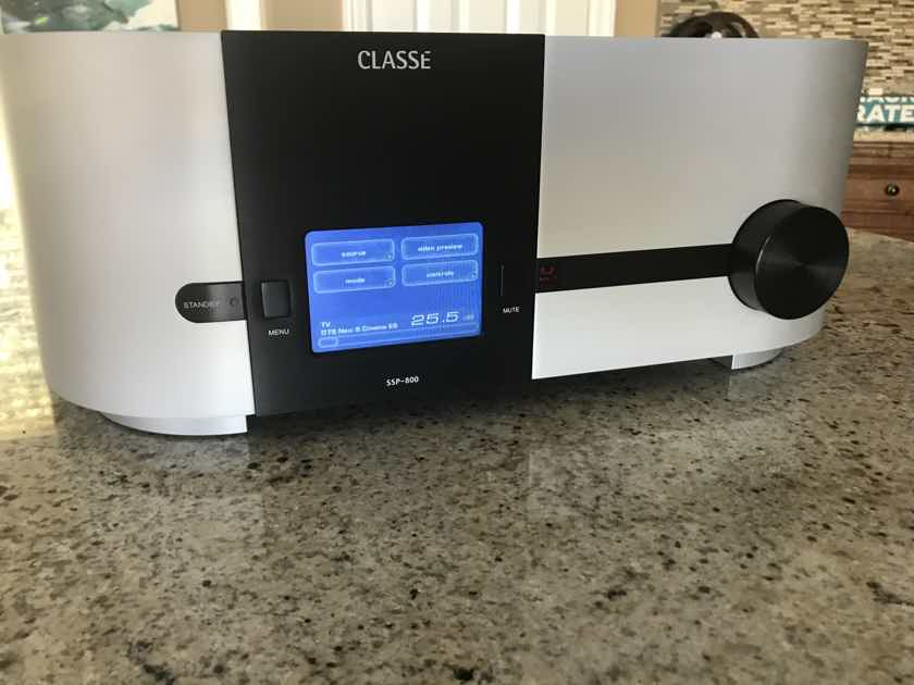 Classe SSP-800 Surround Sound Processor