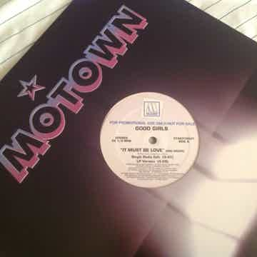 Good Girls  It Must Be Love Motown Records Promo 12 Inc...