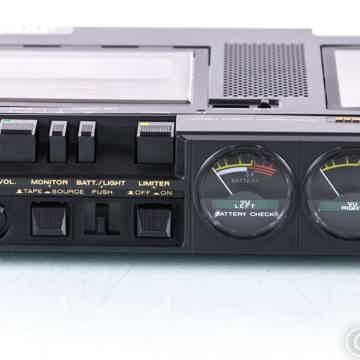 PMD430 Vintage Portable Cassette Recorder