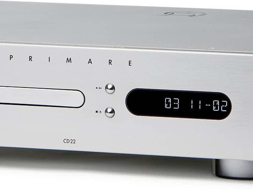 Primare Systems CD22 CD Player