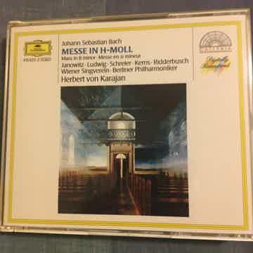 Messe in H-Moll mass in b minor Cd set Deutsche