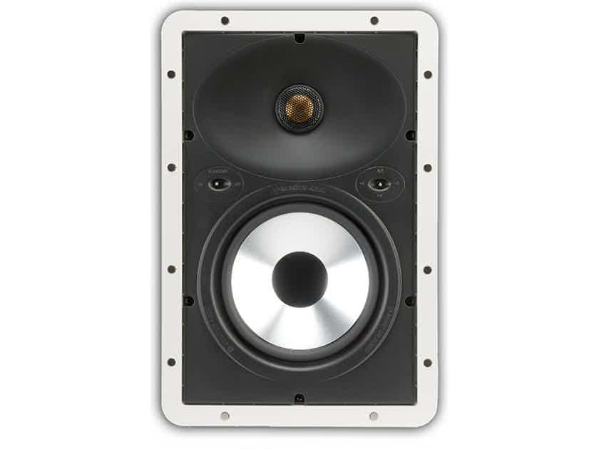MONITOR AUDIO WT280 Trimless In-Wall Speaker: New-in-Box; Full Warranty; 55% Off
