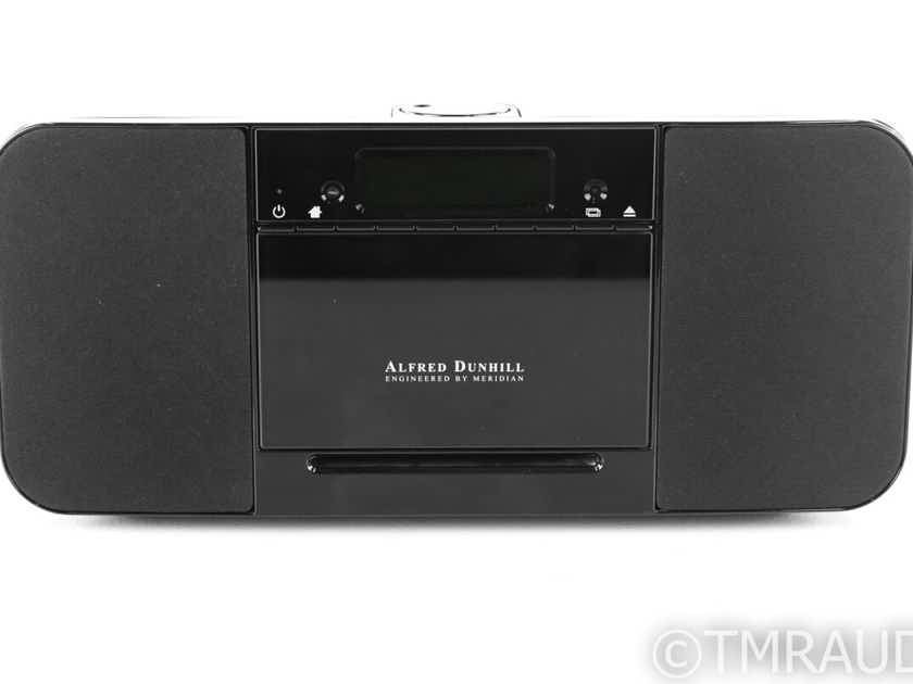 Meridian Alfred Dunhill AD88 All-In-One System; CD / DVD / iPod Dock w/ Remote (21858)
