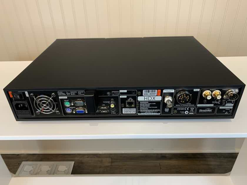 Naim HDX - 2TB Music Server - Mint Customer Trade-In - Latest Firmware & Software Installed - 1.7c!!!