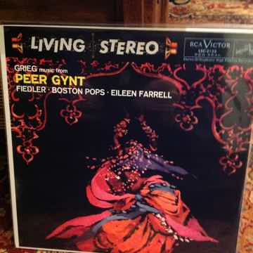 Grieg music from Peer Gynt  RCA Red Seal   Boston Pops ...