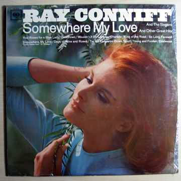 Ray Conniff And The Singers - Somewhere My Love - SEALE...