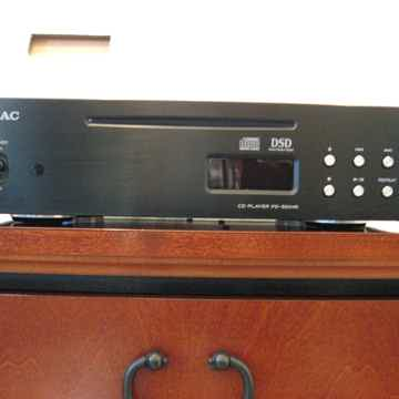 Teac PD-501HR DSD/CD Player