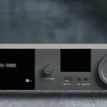 Lyngdorf Audio TDAi 3400