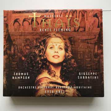 Giuseppe Sabbatini Thais Cd box set Decca 2000