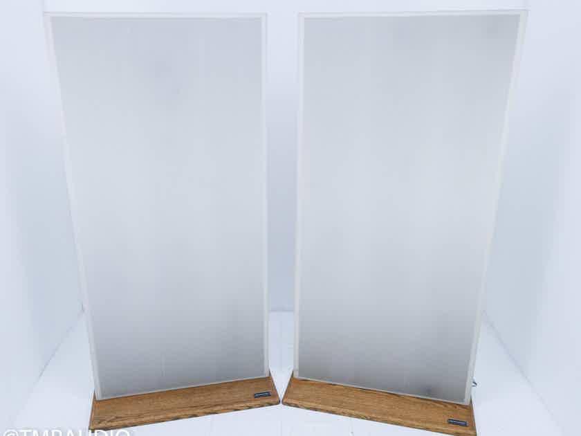 Acoustat Spectra 33 Mk-2123 Electrostatic Speakers; AS-IS (One speaker works) (15230)