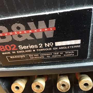 B&W (Bowers & Wilkins) Matrix 2 Series 2