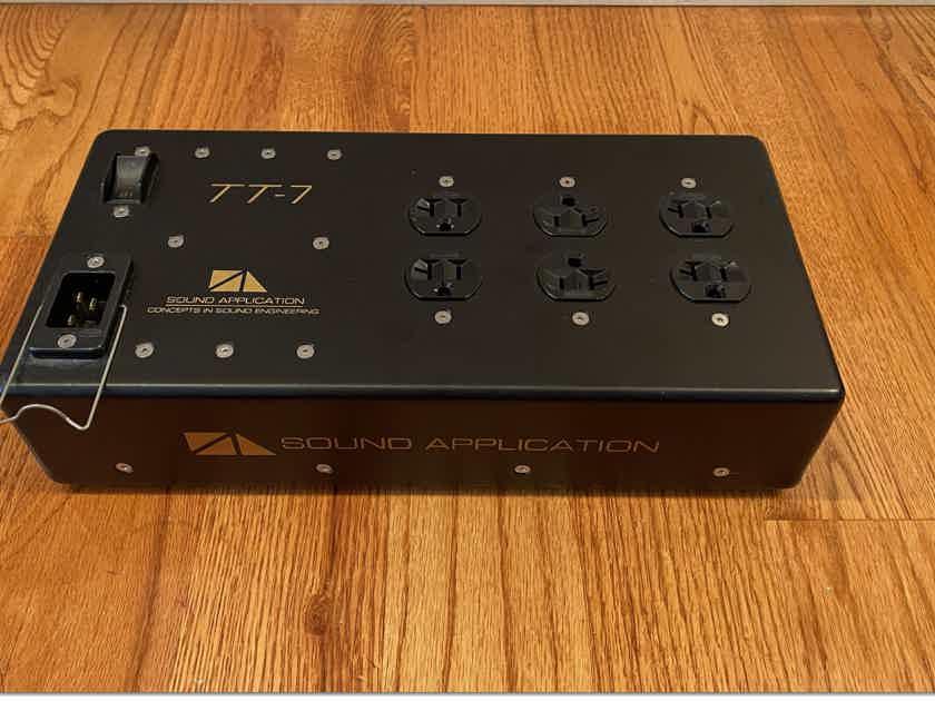 Sound Application TT-7 Power Conditioner, US 120V