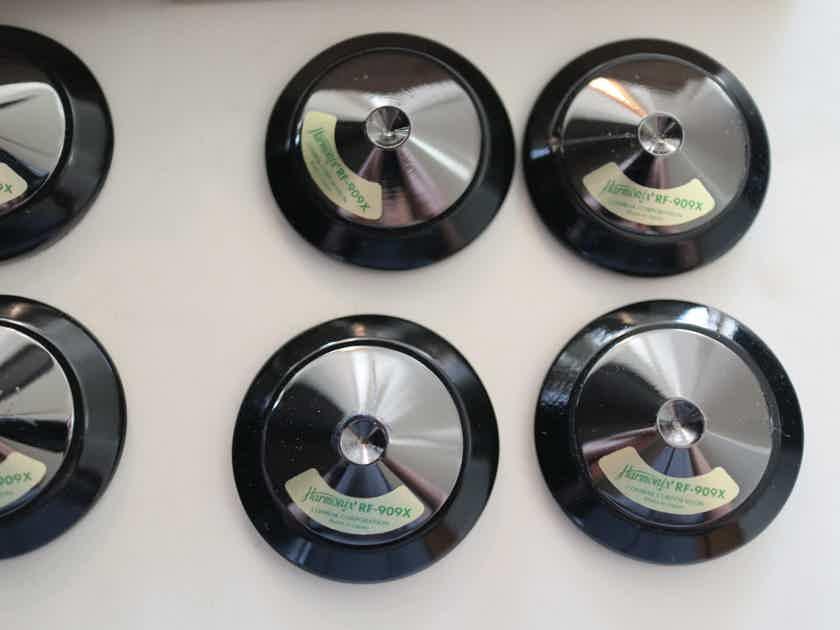 Price reduced (USED) Combak Harmonix ■ RF-909X ■ 2 sets black