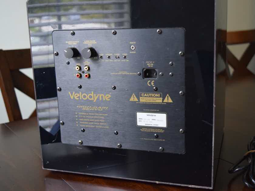 Velodyne HGS-12
