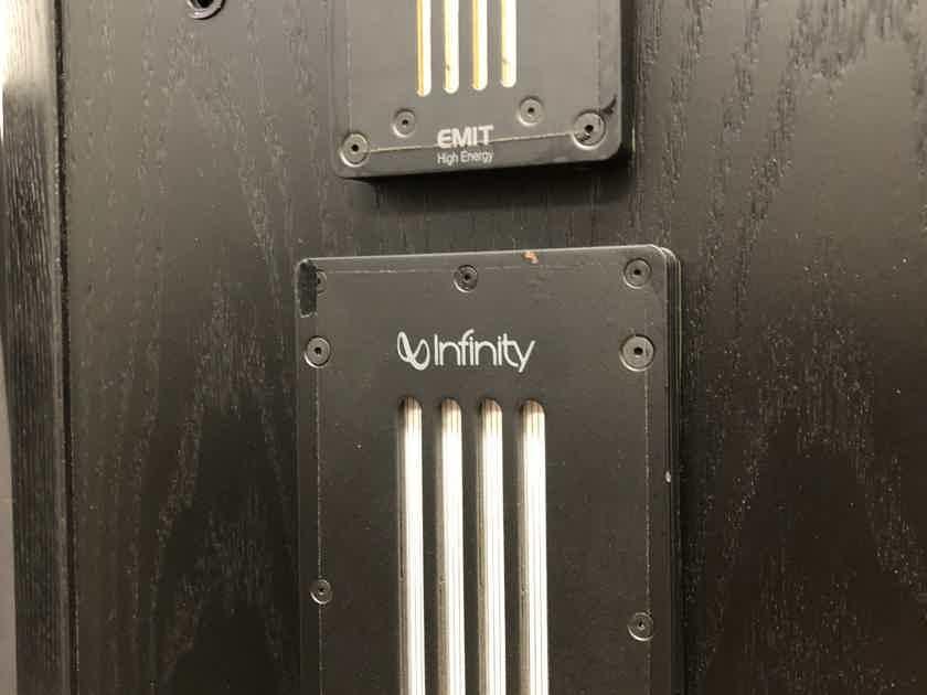Infinity Renaissance 90 Vintage Speakers with EMIT Drivers