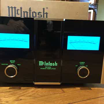 McIntosh MC-402 Stereo Amp 400 Watts