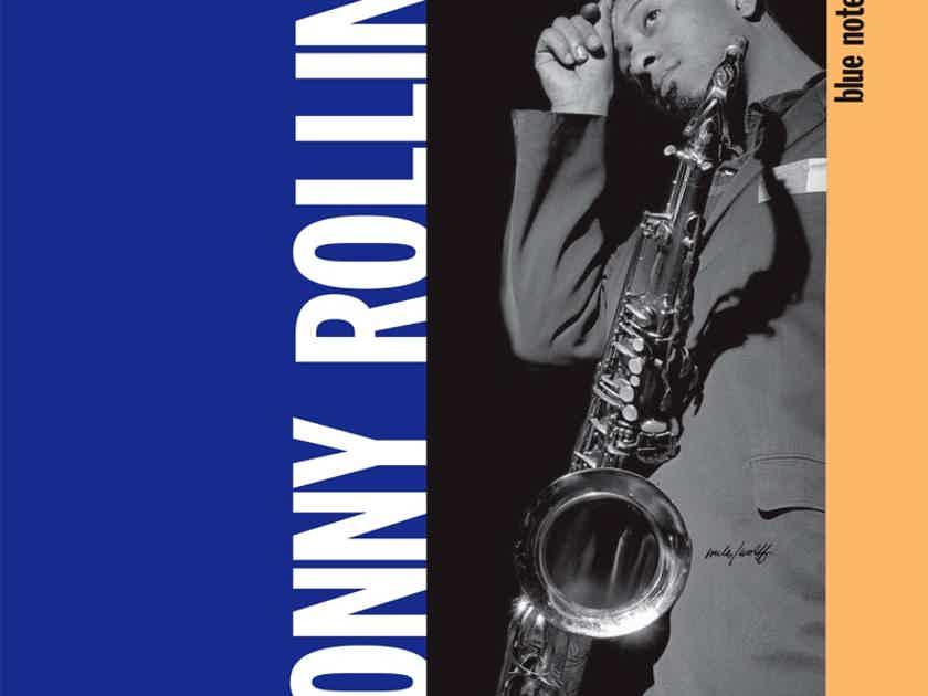 Sonny Rollins - Sonny Rollins, Vol. 1 Music Matters 45rpm 2Lps