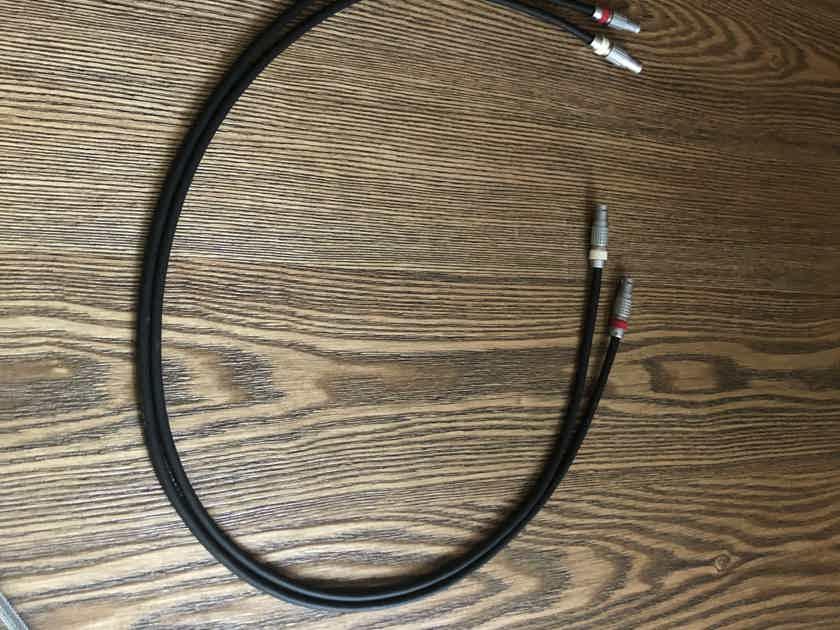 Krell  Cast  cables 1m