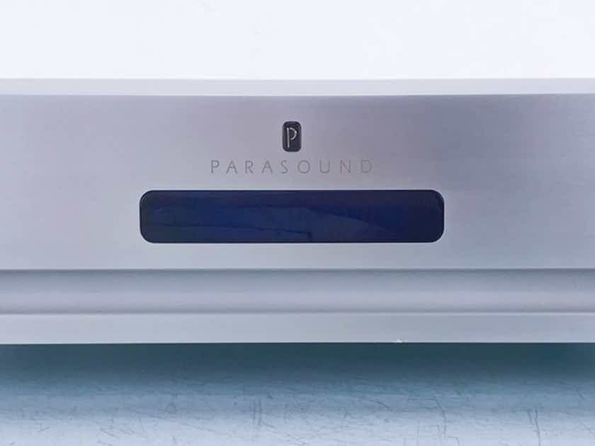 Parasound Halo P7 7.1 Channel Preamplifier P-7; Remote (14839)