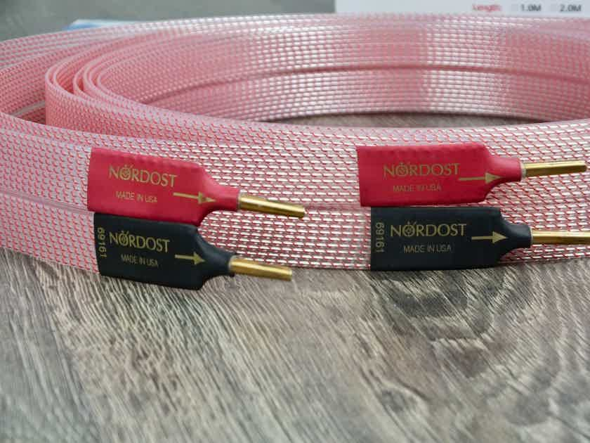 Nordost Norse Heimdall 2 speaker cables 3,0 metre