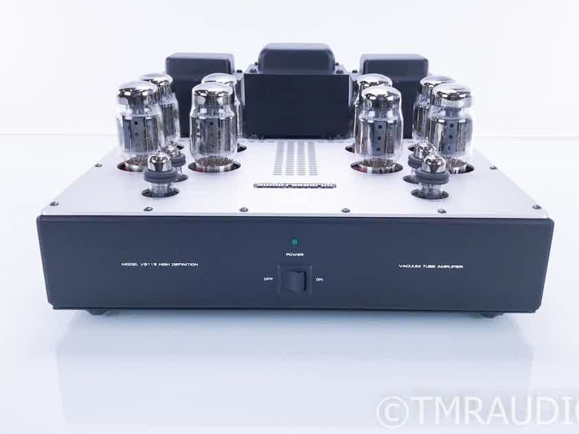 Audio Research VS115 Stereo Tube Power Amplifier; VS-115 (16975)