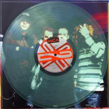 Nixons Foma on Clear Vinyl