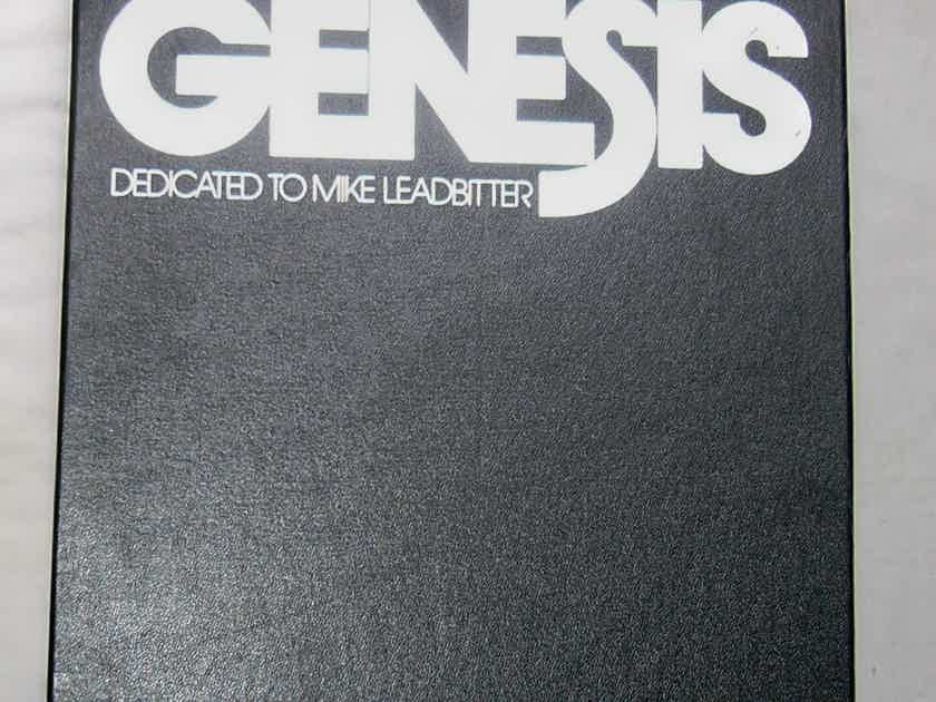 RARE 4 LP BLUES BOX - - GENESIS: DEDICATED TO MIKE LEADBITTER -  1974 CHESS UK