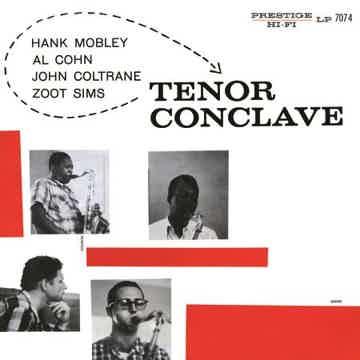 Tenor Conclave -180 gram LP