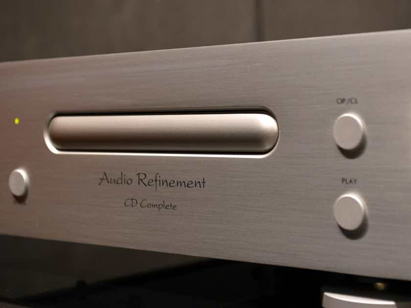 Audio Refinement 'Complete Series' CD Player