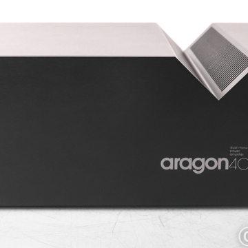 4004 Vintage Dual Mono Power Amplifier