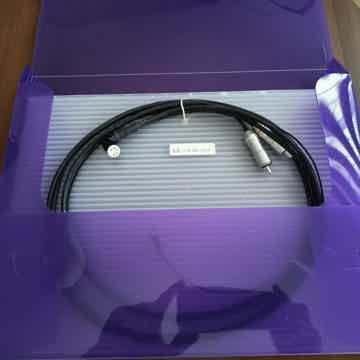 Hovland MG-2 Phono Cable 90 DIN --> RCAs