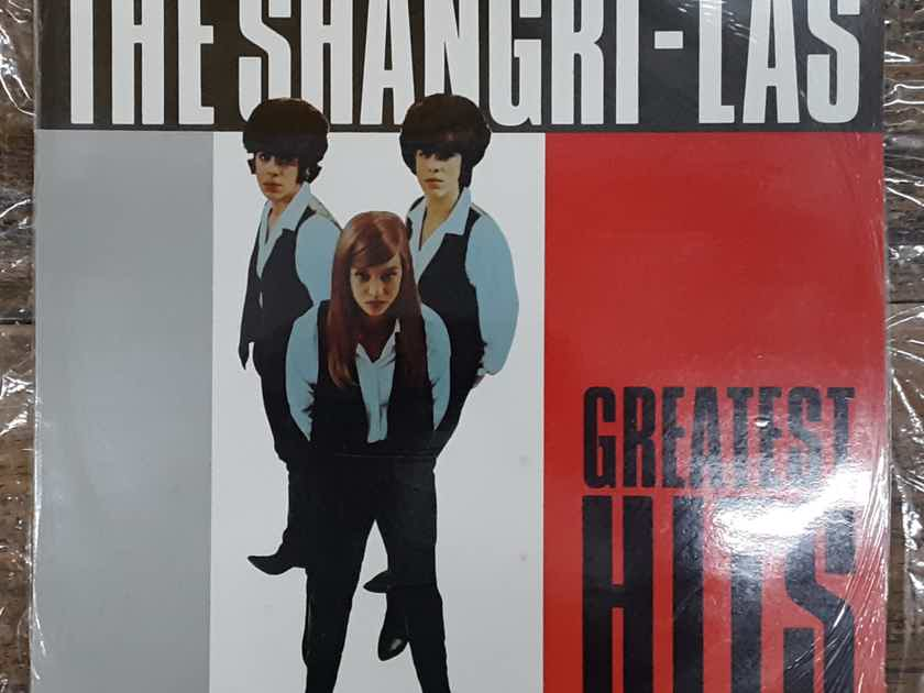 The Shangri-Las - Greatest Hits 1984 SEALED Vinyl LP Europe Edition Topline Records TOP 100