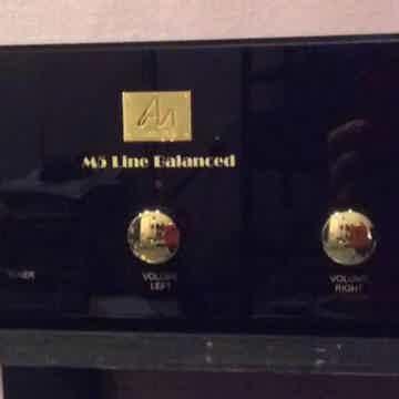 Audio Note (UK) M5 Line balanced CD input