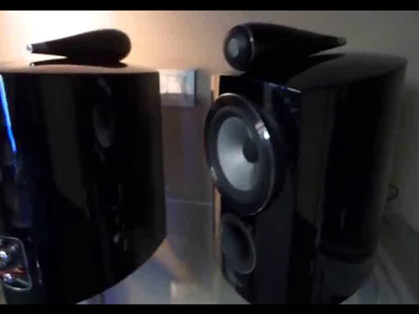 B&W (Bowers & Wilkins) 805 D3 Black