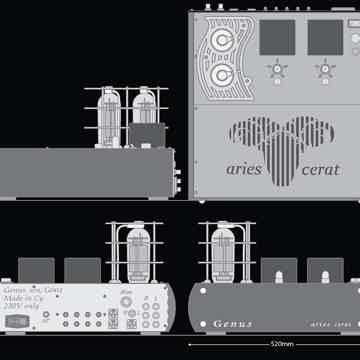 Aries Cerat Genus 25W SET Integrated
