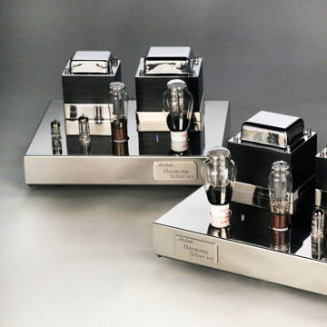 Art Audio Harmony Silver Reference SE 300B Mono-Block Power Amplifiers