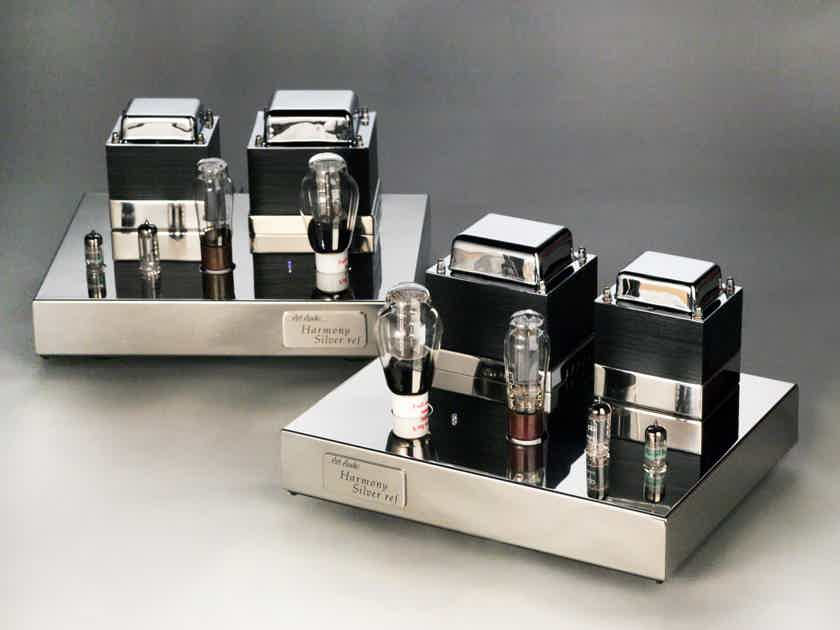 Art Audio Harmony Silver Reference SE 300B Mono-Block Power Amplifiers New - Direct from Distributor