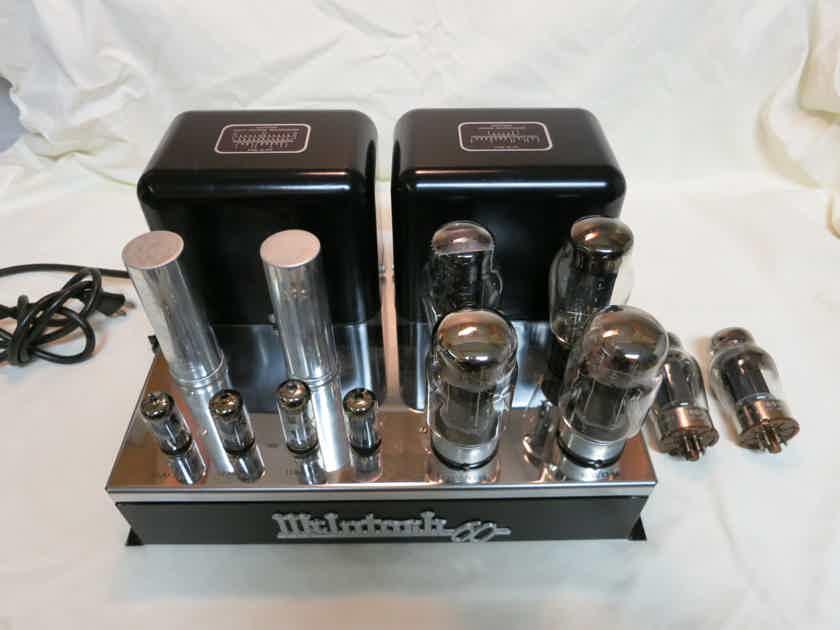 McIntosh MC-60 Monoblock Amps
