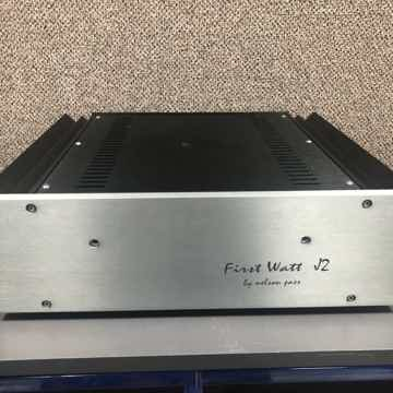 First Watt J2 Power Amplifier