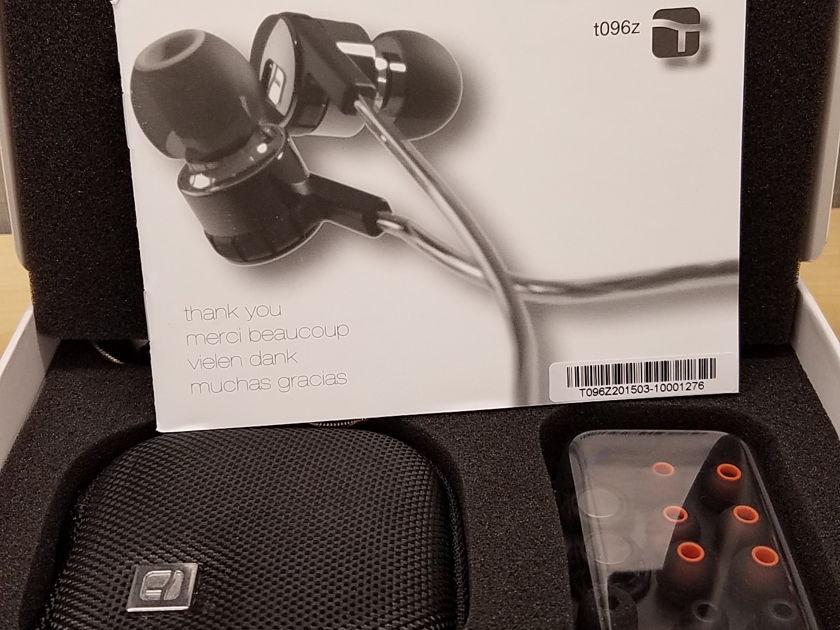 Torque t096z In-ear Headphones