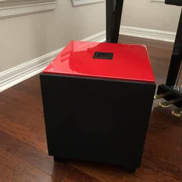 REL Acoustics T9i Red Ltd. Edition