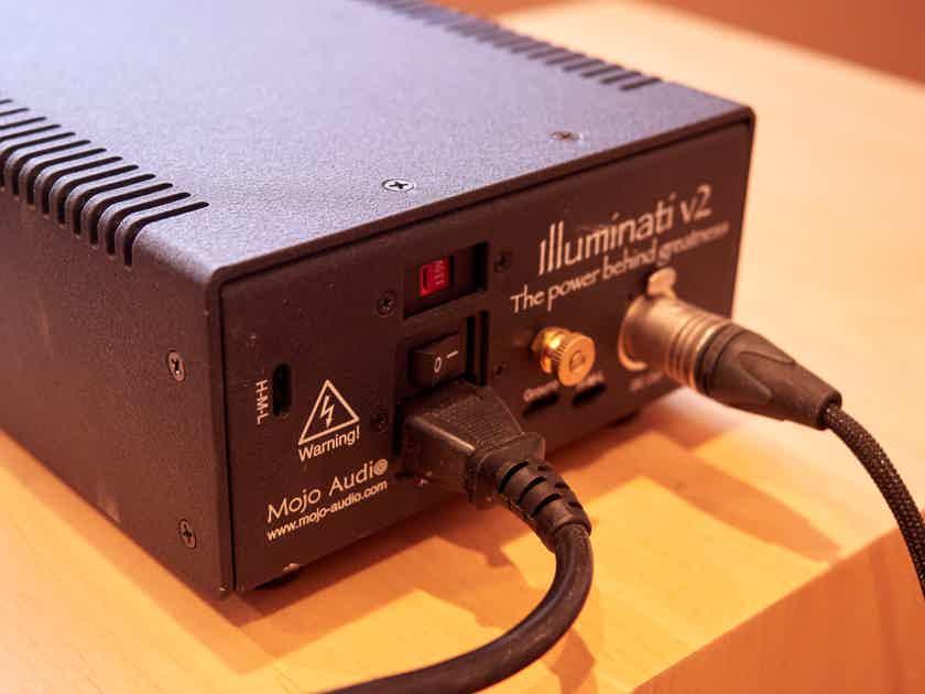 Mojo Audio Illuminati v2 Power Supply