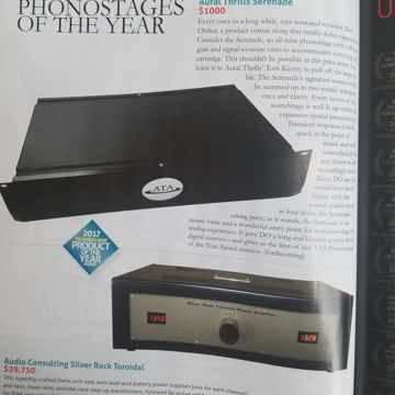 Absolute Sound product of the year !