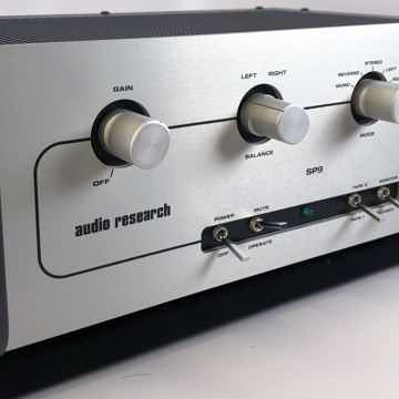 Audio Research SP-9