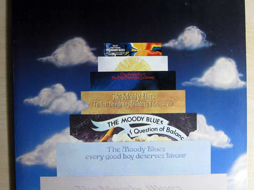 The Moody Blues - This Is The Moody Blues - Compilation 1974  Threshold Records  2 THS 12/13