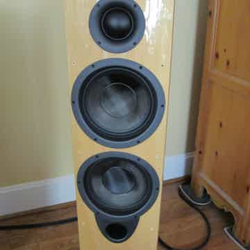 Wharfedale Opus 2.3 3-way Tower Speakers - PayPal and C...