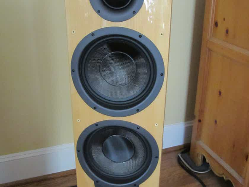 Wharfedale Opus 2.3 3-way Tower Speakers - PayPal and CONUS shipping included!